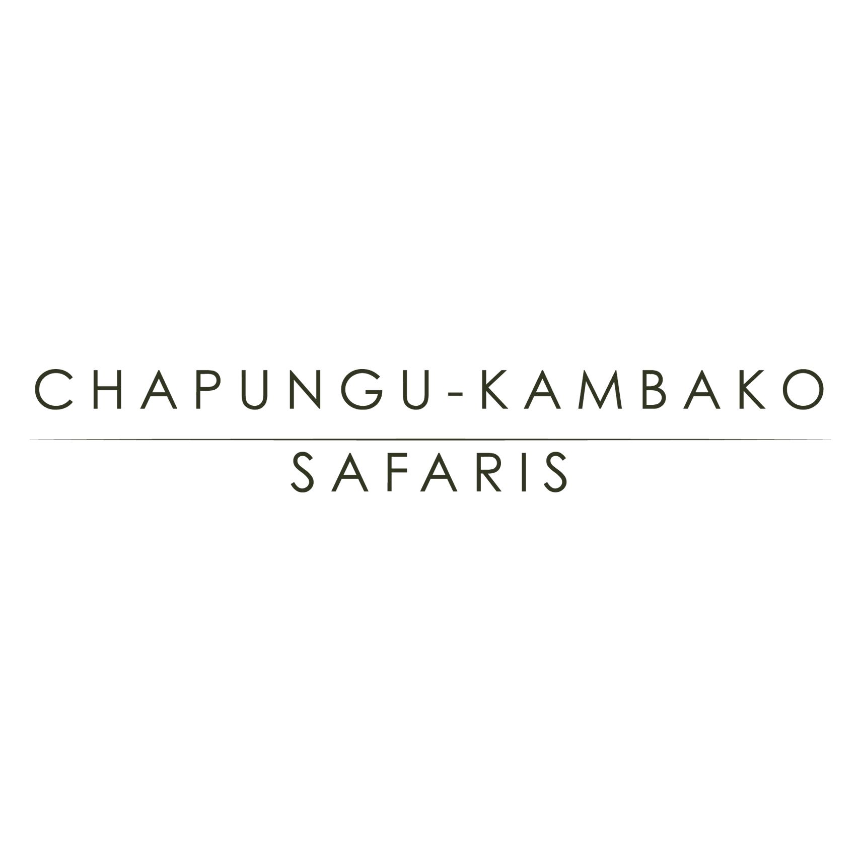 Chapungu-Kambako Safaris
